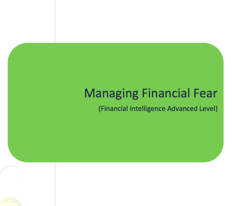 L2G Workbook - Managing Financial Fear