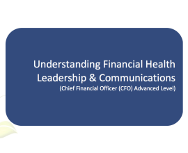 L2G Workbook - Understanding Financial Health - Leadership & Communications