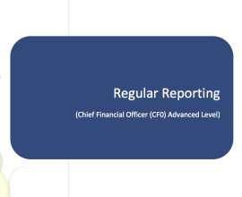 L2G Workbook - Regular Reporting