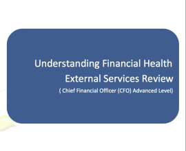 L2G Workbook - Understanding Financial Health - External Services Review
