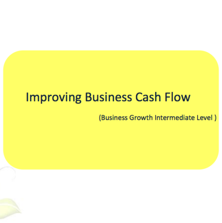 L2G Workbook -Improving Business Cash Flow