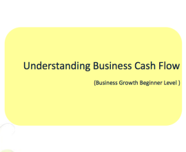 L2G Workbook - Understanding Business Cash Flow