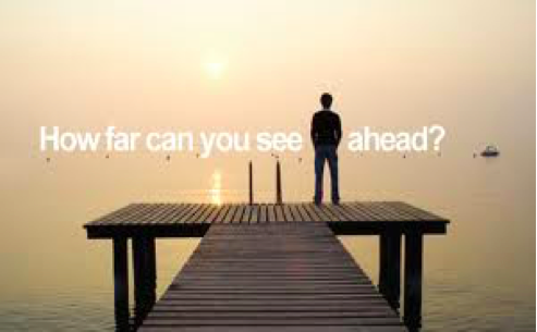how far can you see ahead