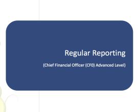 L2G Workbook - Regular Reporting