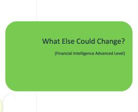 L2G Workbook - What Else Could Change