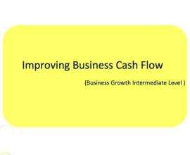 L2G Workbook -Improving Business Cash Flow