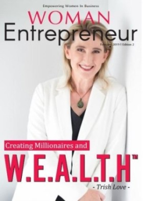 Trish Love - Woman Entrepreneur